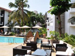 Дешевые туры на Гоа в отель citrus 3 на двоих